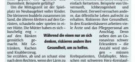 KJG Harthausen hilft!