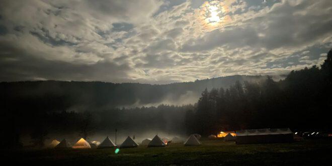 Zeltlager – Tag 6